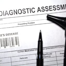 Otolaryngology diagnostic assessment abstract - Ménière's disease